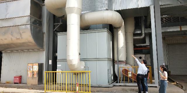 汽车制造工厂废气处理