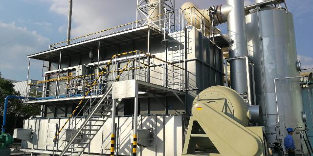 上海蓄热燃烧废气处理设备(RTO)工作原理是什么?