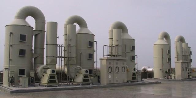 """澳纳森的废气处理设备""""喷淋塔"""""""
