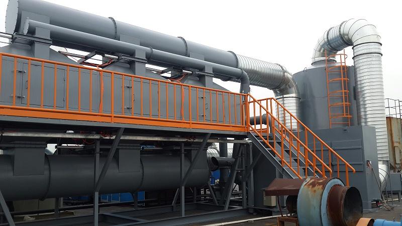 澳纳森的CO催化燃烧设备有什么不一样