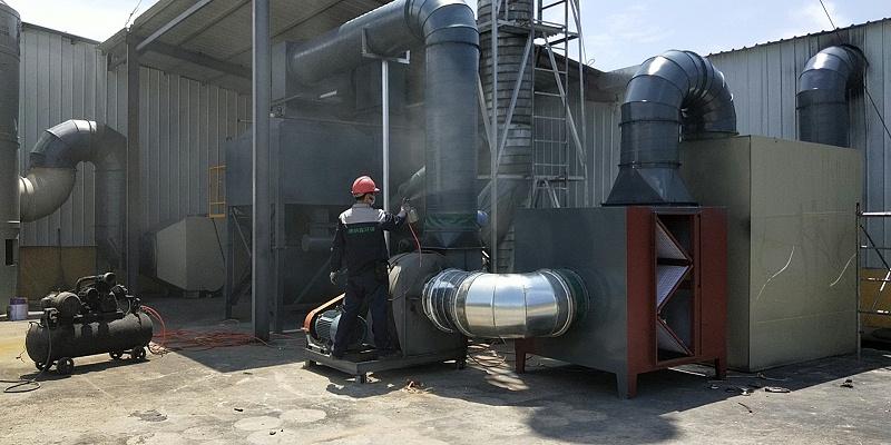 废气处理方案