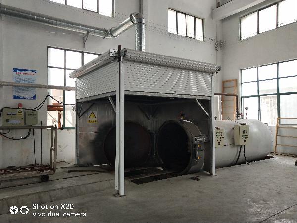喷淋塔+UV光氧催化+活性炭吸附塔