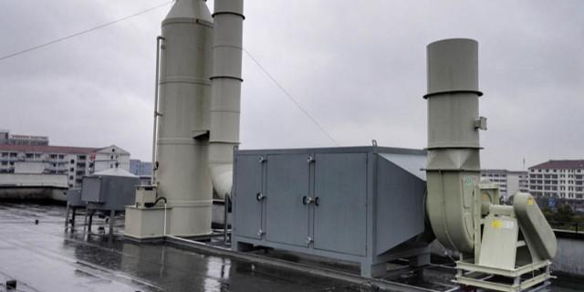 喷淋塔,活性炭吸附塔