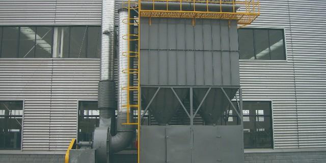 澳纳森的除尘设备:脉冲布袋除尘器