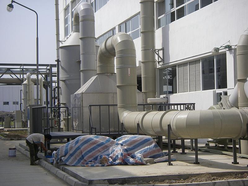 湿式除尘器,喷淋塔,工业粉尘处理