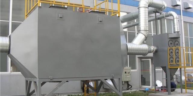 每日干货:澳纳森的有机废气处理设备—活性炭吸附塔