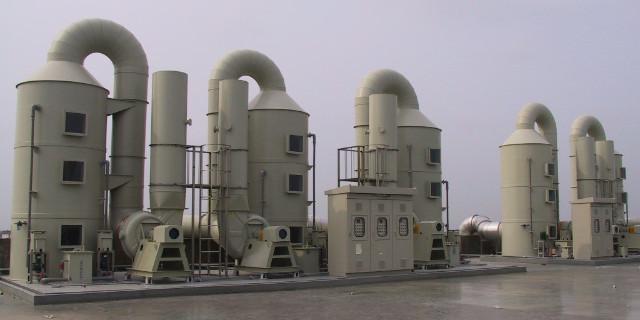 澳纳森针对家具行业废气污染处理设备催化燃烧设备【澳纳森新闻】