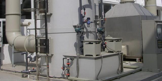 每日干货:澳纳森的有机废气设备——废气净化塔