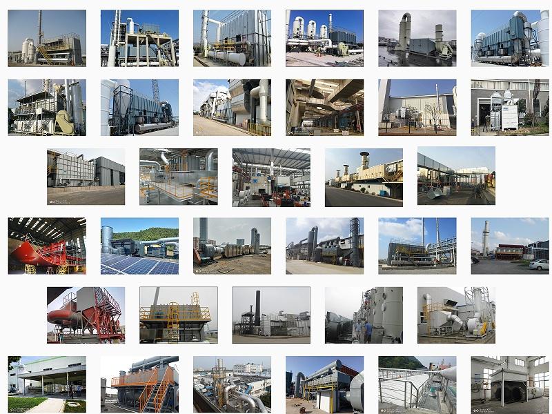 治理VOCs有机废气,废气处理设备