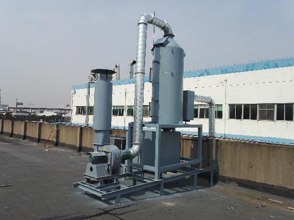 苏州废气处理方案设计
