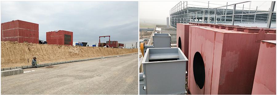 蘭州廣通新能源有機廢氣處理(三)