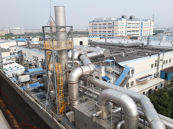 苏州某科技公司废气处理案例