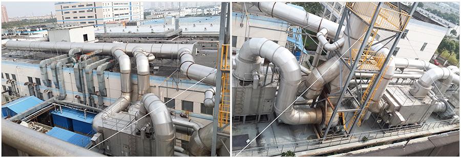 绿点科技废气处理(三)
