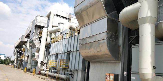 浅谈VOCs有机废气处理方法