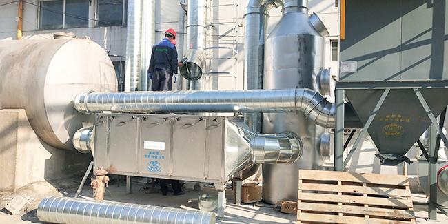 光催化氧化设备操作过程中要注意什么?