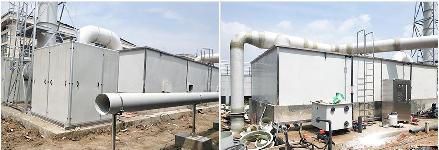 富阳污水厂污水处理案例(四)