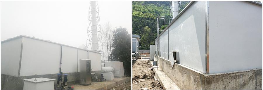 富阳污水厂污水处理案例(一)