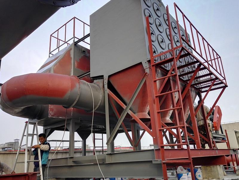油漆生产产生的废气怎么处理
