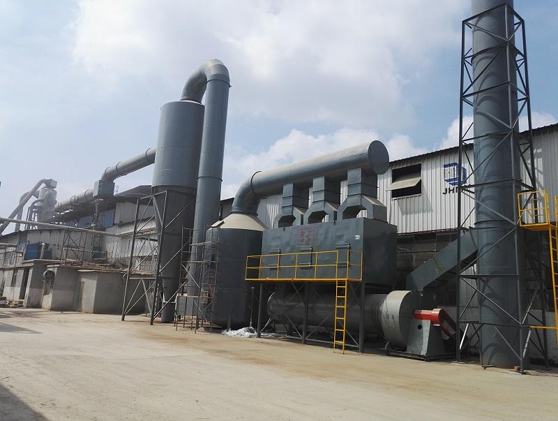 治理纸箱厂废气污染