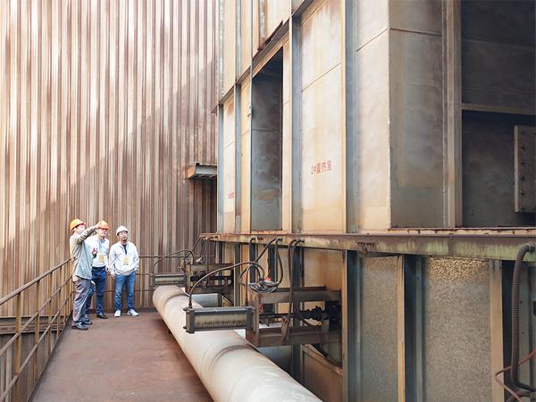 工程机械行业废气处理