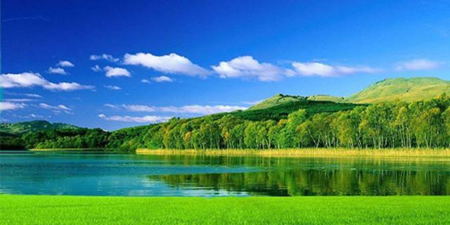 澳纳森希望每天都是蓝天白云空气清新