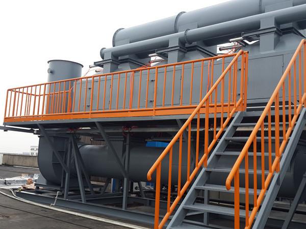 家具厂废气处理首选催化燃烧设备