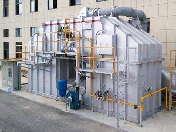 沸石转轮+蓄热焚烧(RTO)设备