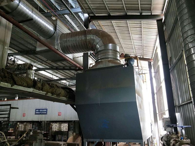 印刷制造厂废气处理设备方案哪里有